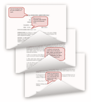 Readability consultation sample